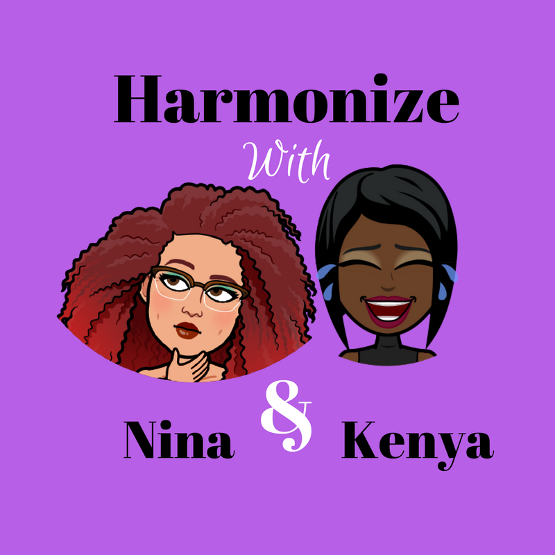 Harmonize With Nina and Kenya