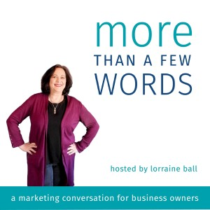 More than a Few Words - a Marketing Conversation