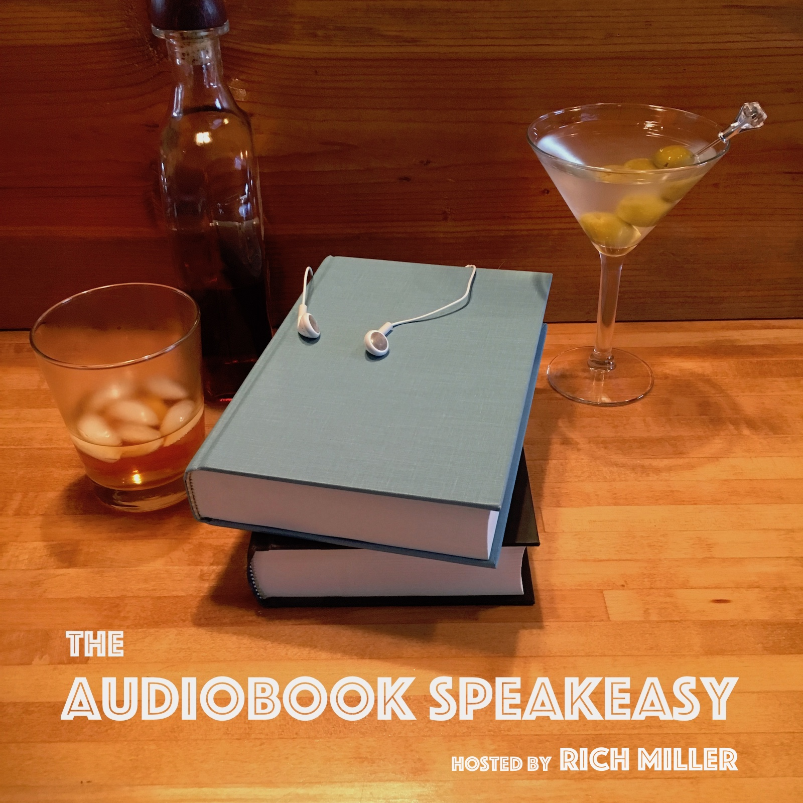 The Audiobook Speakeasy Podcast