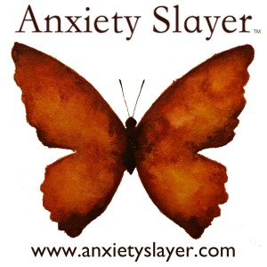 The Anxiety Slayer Podcast