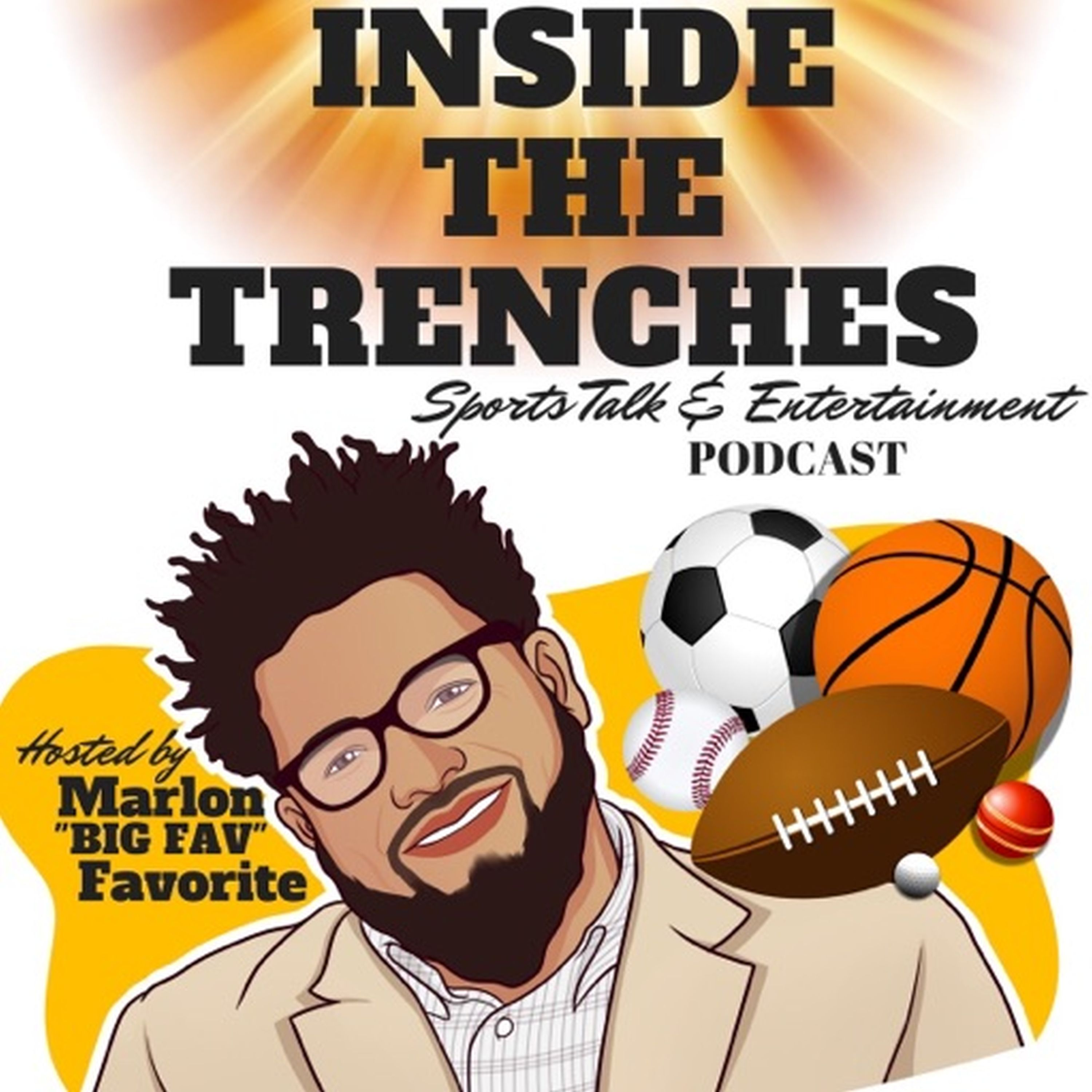 INSIDE THE TRENCHES - MARLON FAVORITE