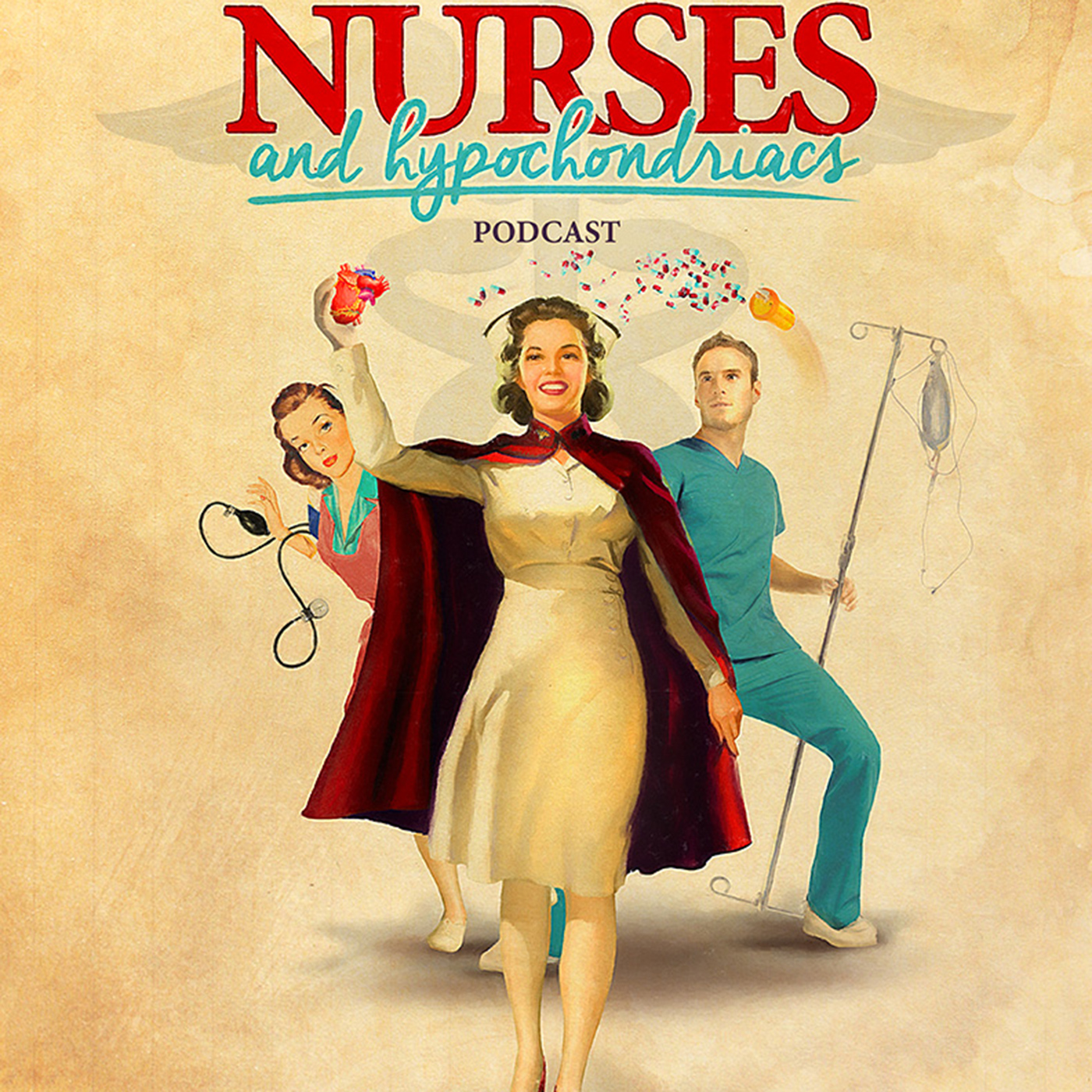 The Nurses and Hypochondriacs Podcast