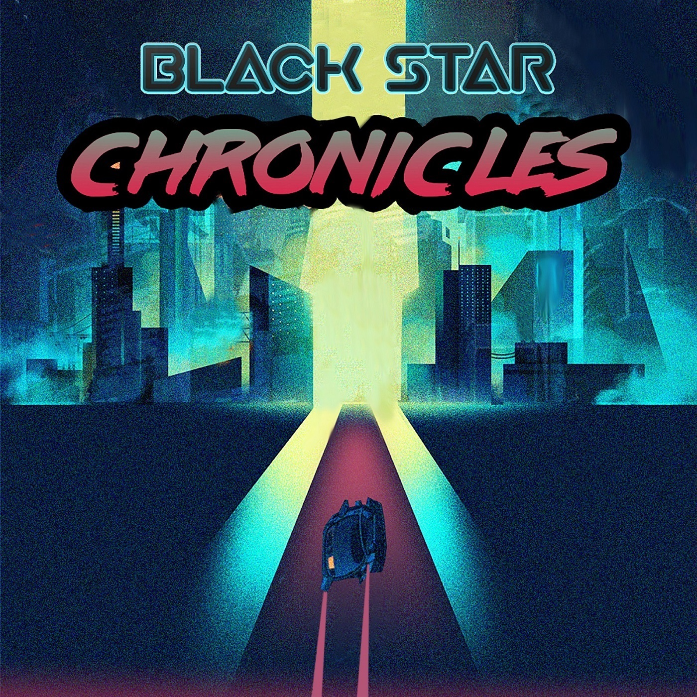 Black Star an Audio Drama