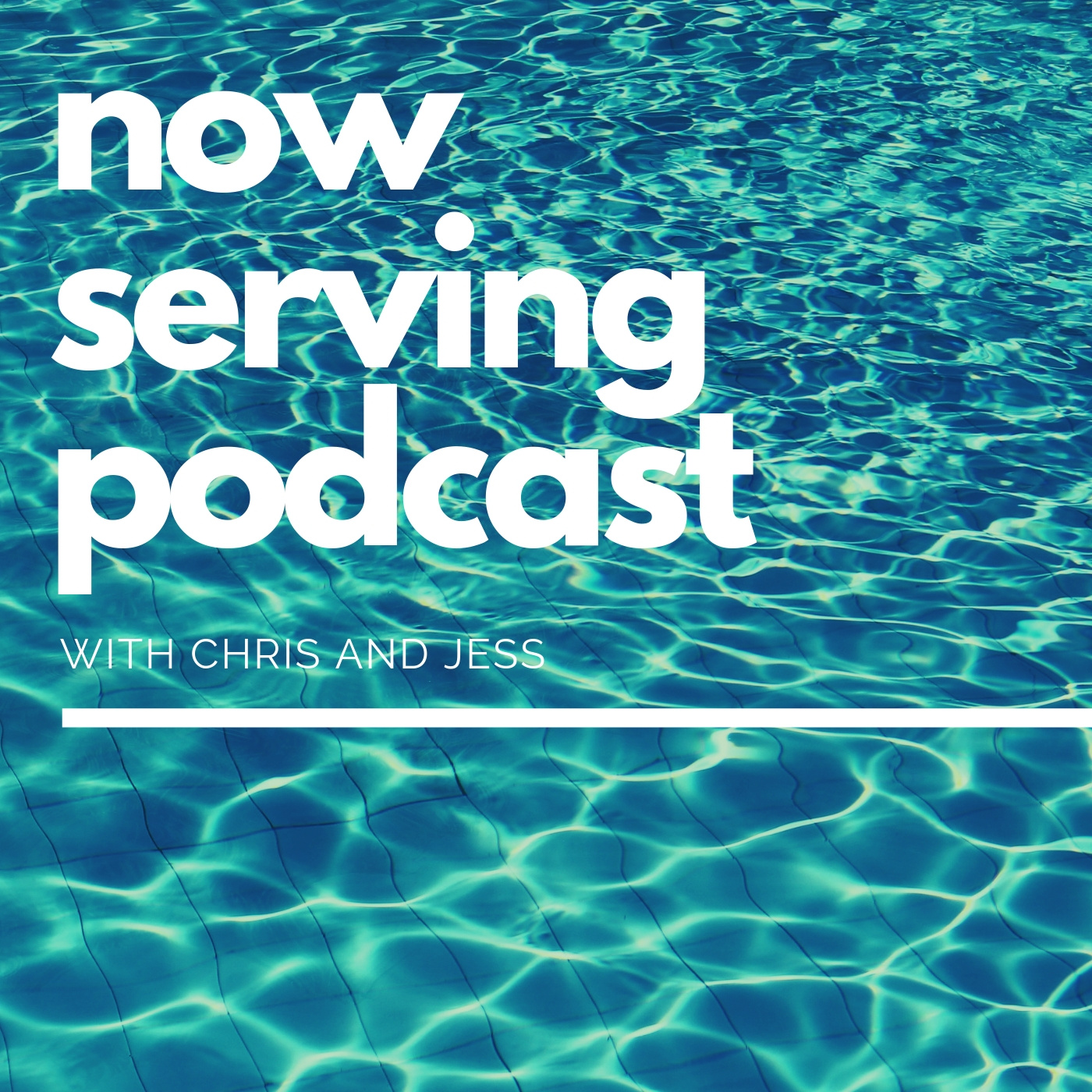 Now Serving Podcast