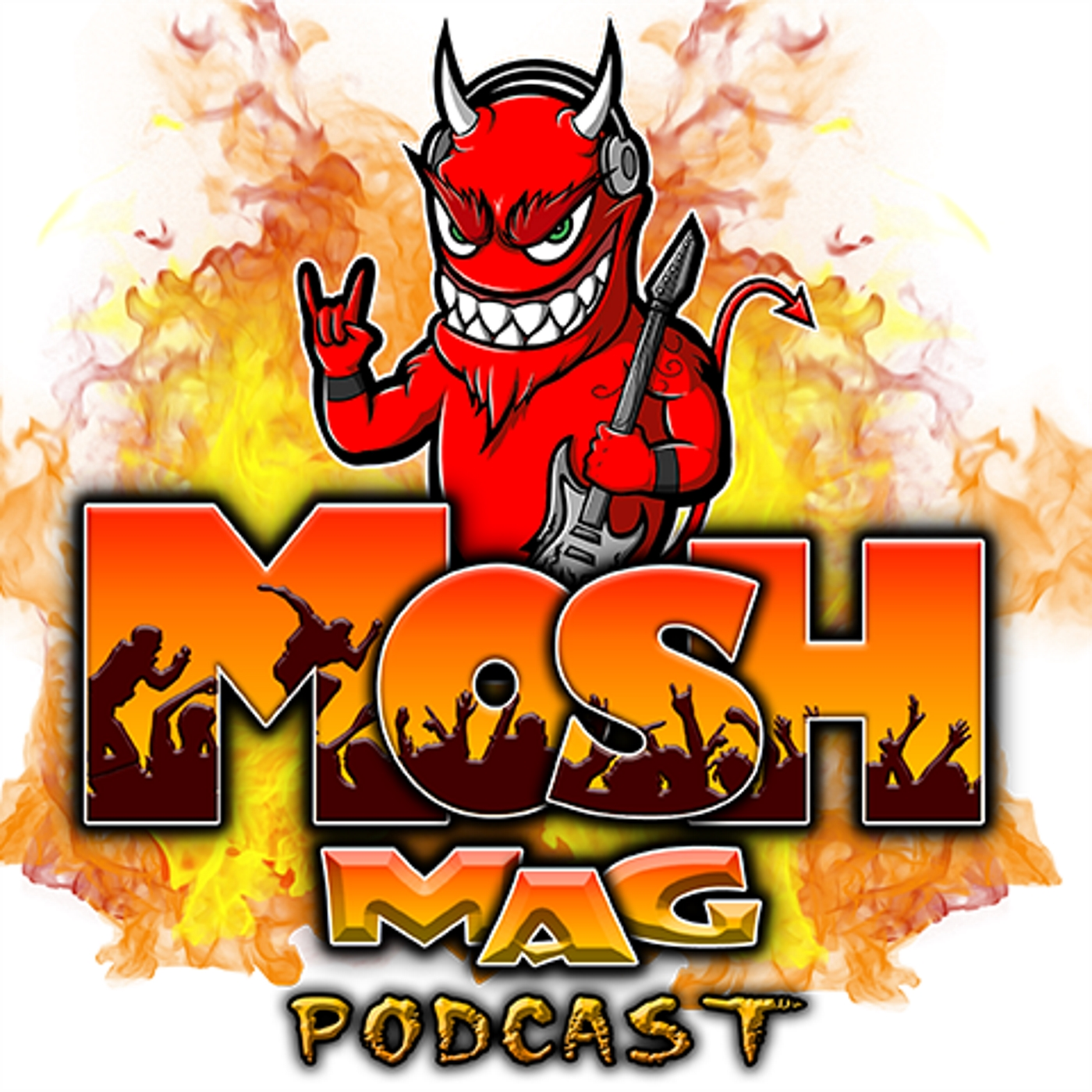 Mosh Mag Metal Podcast