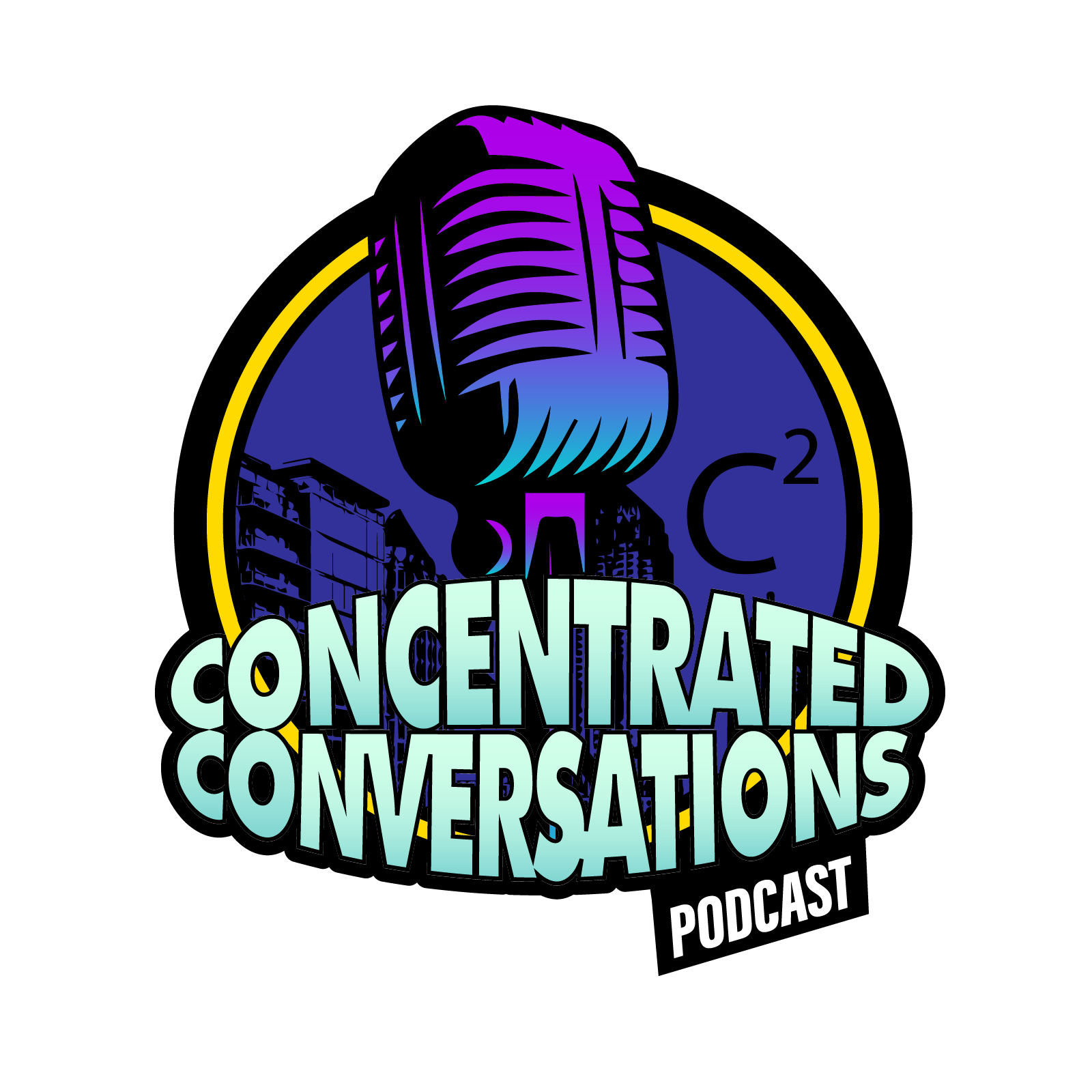 The Concentrated Conversation Podcast