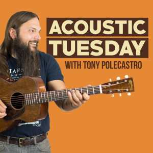 Acoustic Tuesday Show with Tony Polecastro