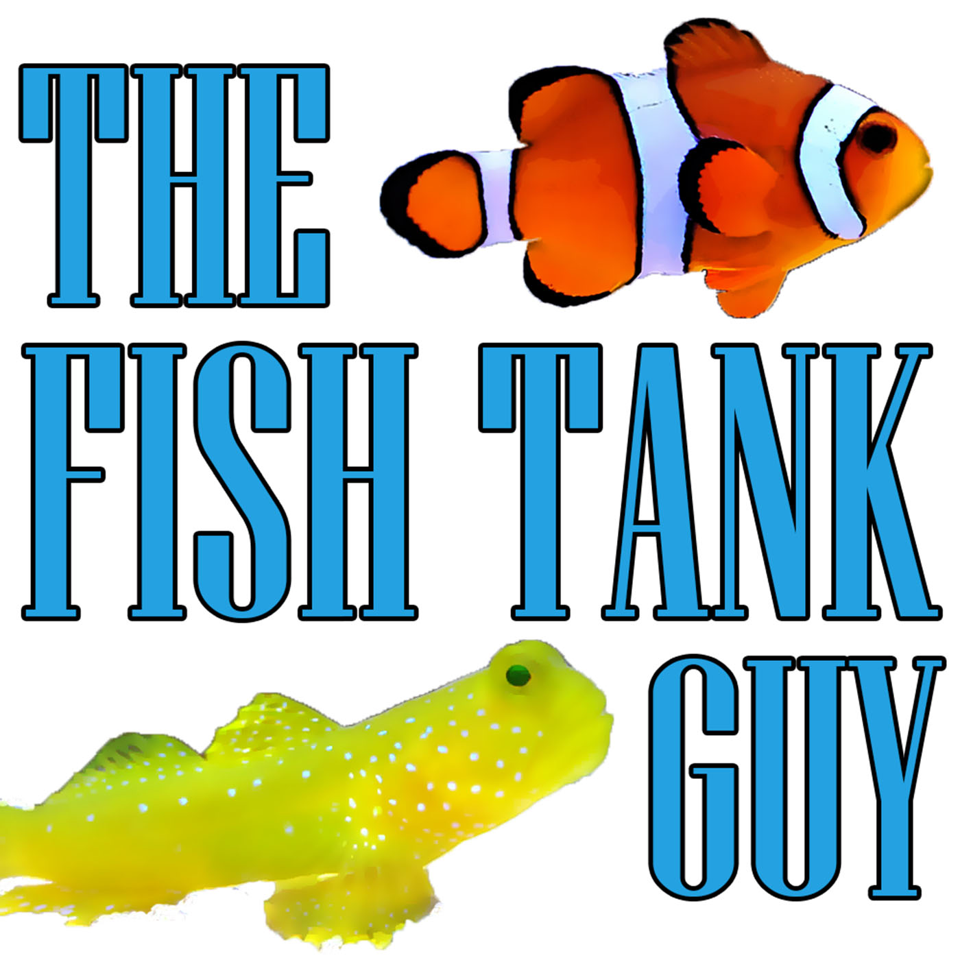 The Fish Tank Guy - Episode #1 (9/26/17)