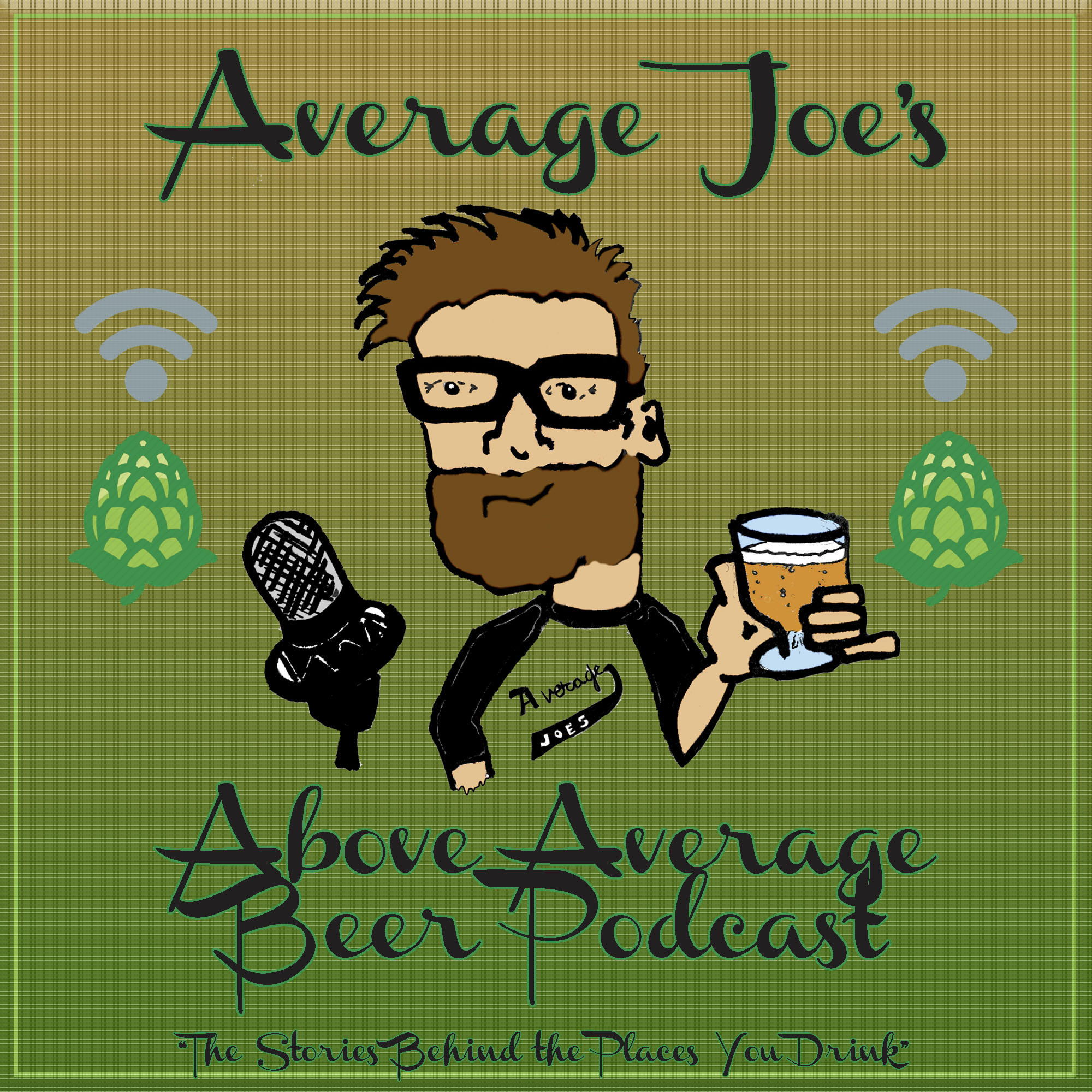 Average Joe S Above Average Beer Podcast
