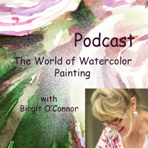 Birgit O'Connor Watercolors