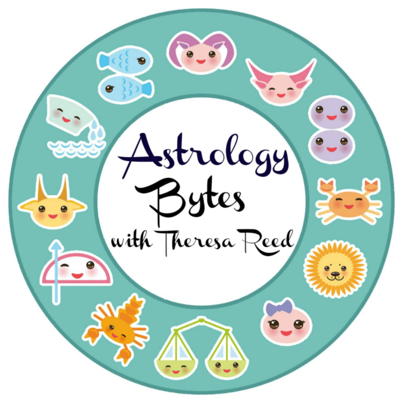Astrology Bytes with Theresa Reed