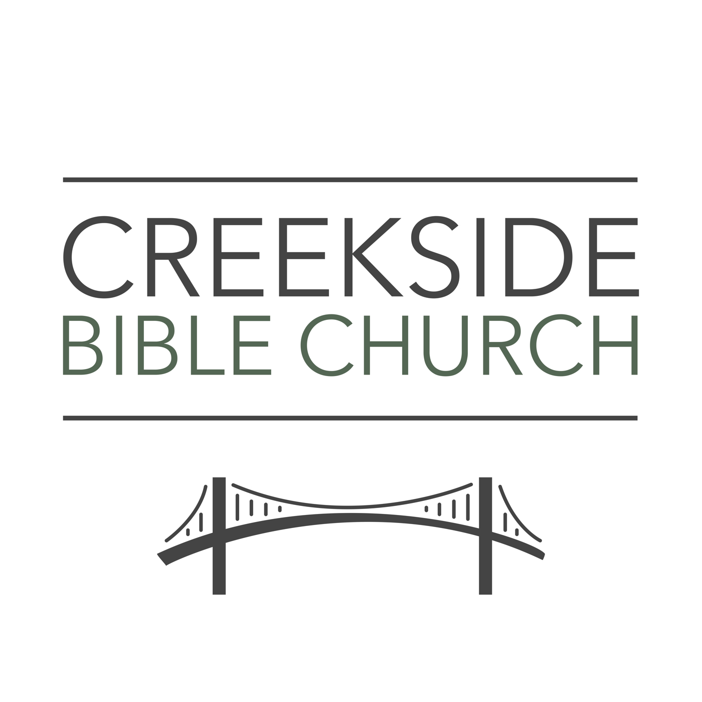 Creekside Bible Church Sermons