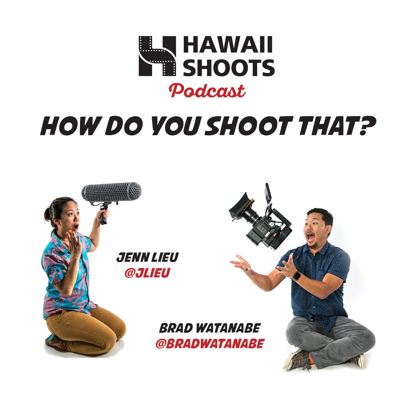 Hawaii Shoots: How Do You Shoot That?
