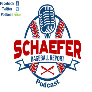 Schaefer Baseball Report Podcast #89 St. Louis Cardinals Manager - Mike Shildt