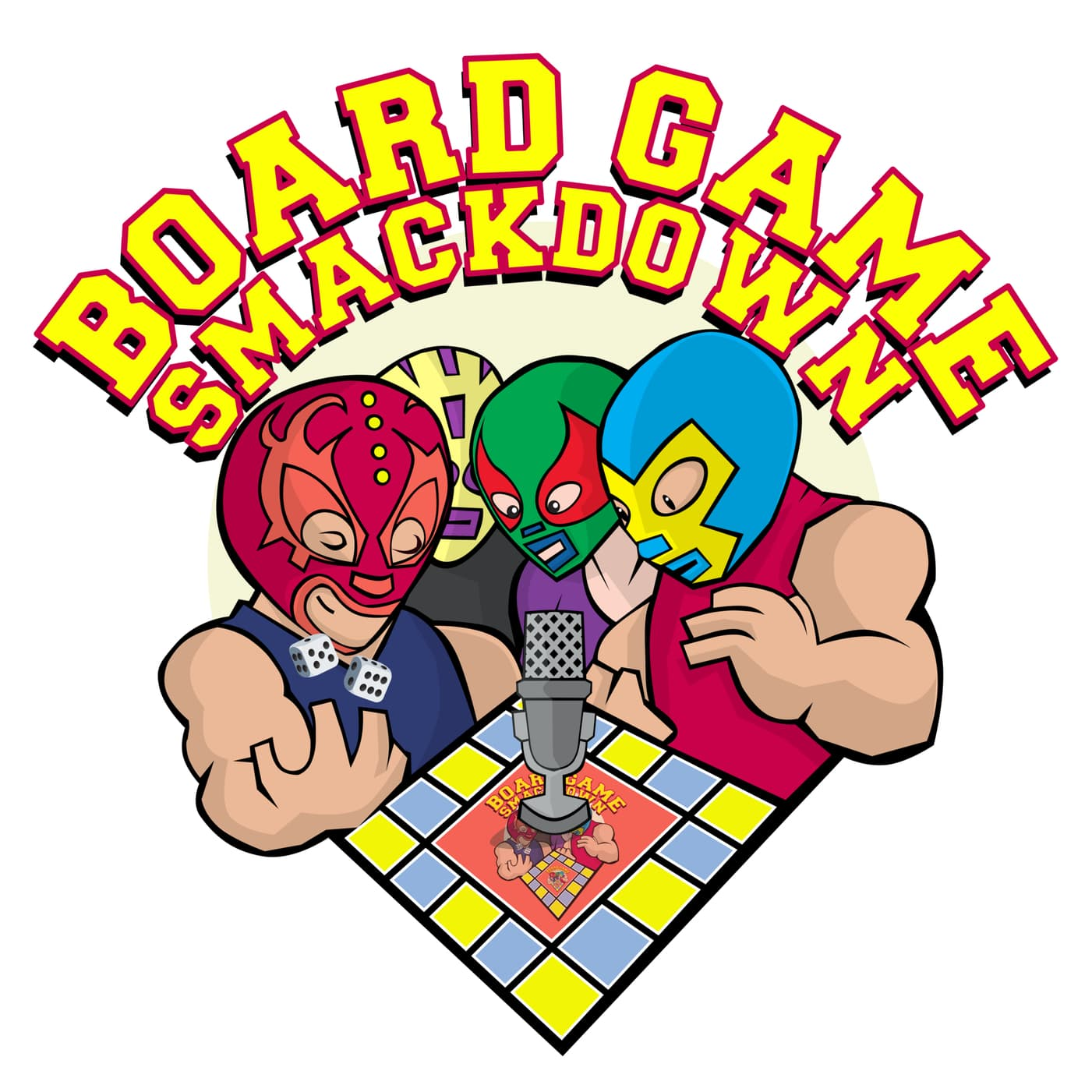 Board Game Smackdown