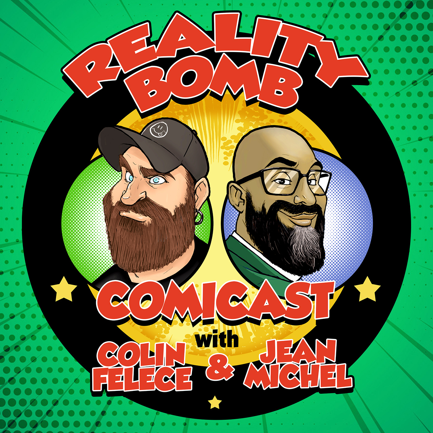 The Reality Bomb ComiCast