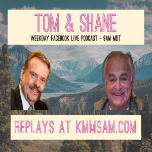 Tom & Shane Facebook Live Audio and Video Podcasts