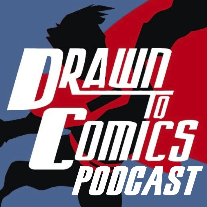 The Drawn to Comics Podcast