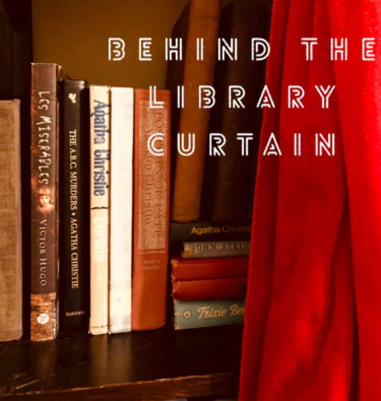 Behind the Library Curtain's Podcast