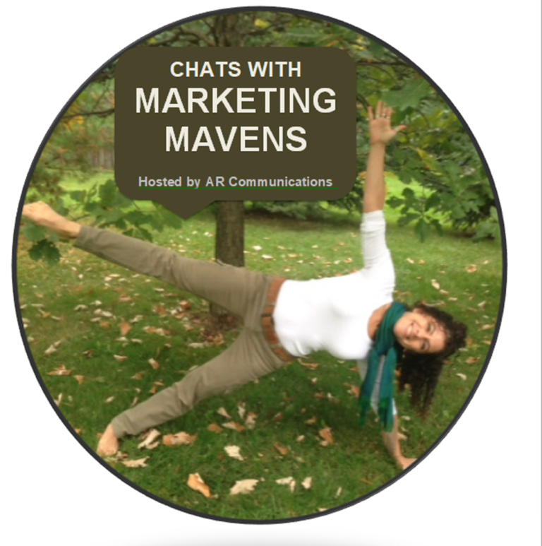Chats with Marketing Mavens