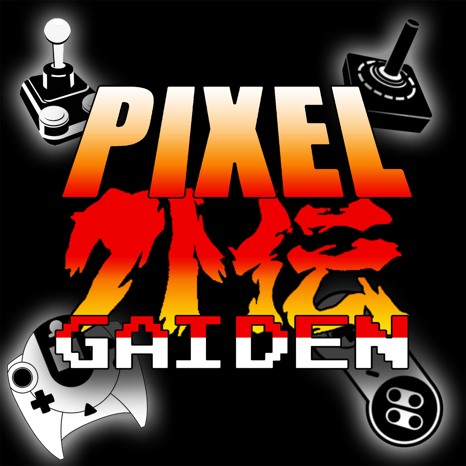 Pixel Gaiden Gaming Podcast