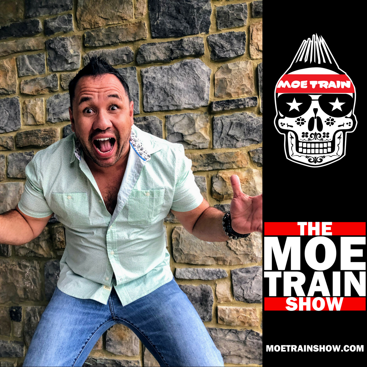The Moe Train Show: Music. Food. Interviews. Competitive Eating.