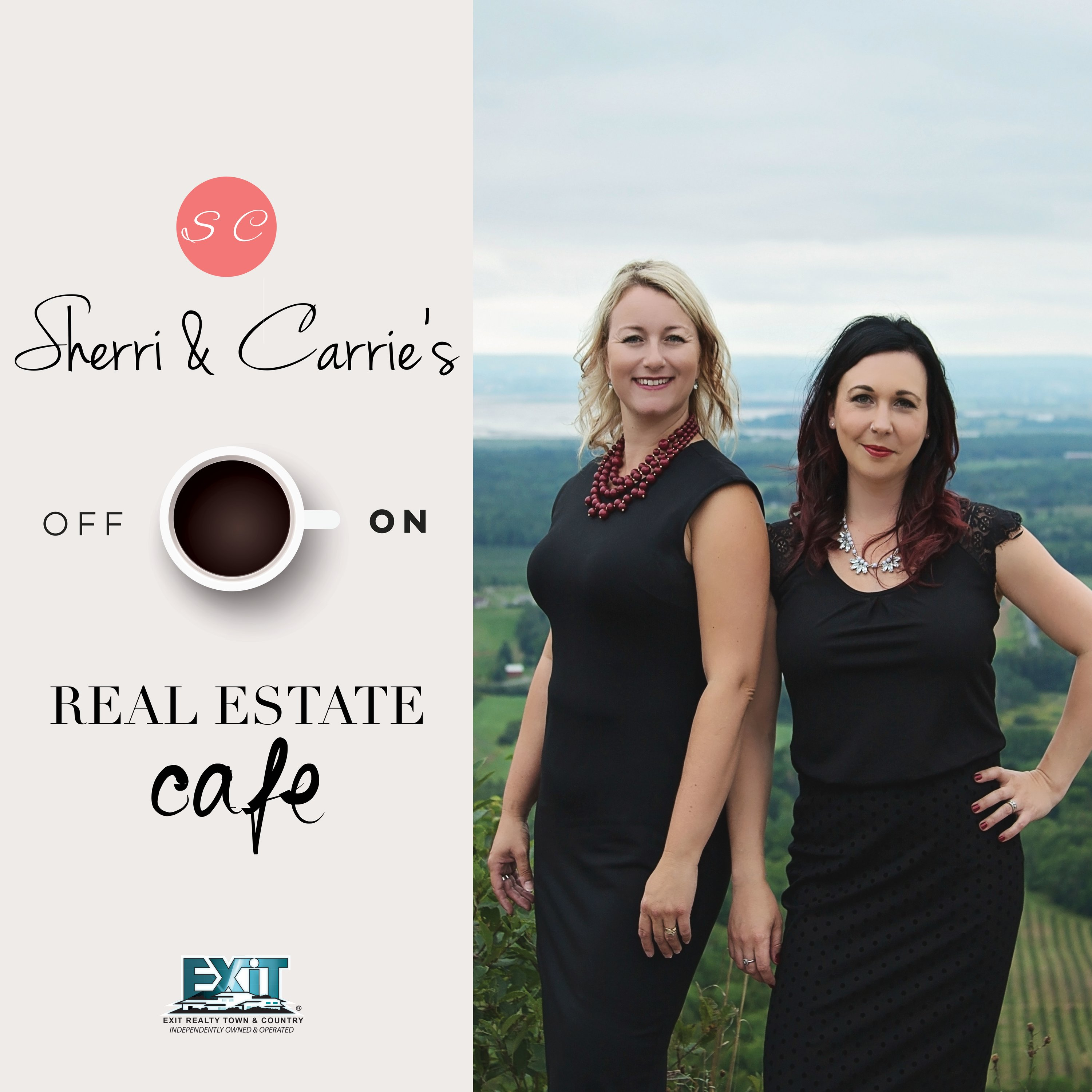 Sherri & Carrie's Real Estate Cafe