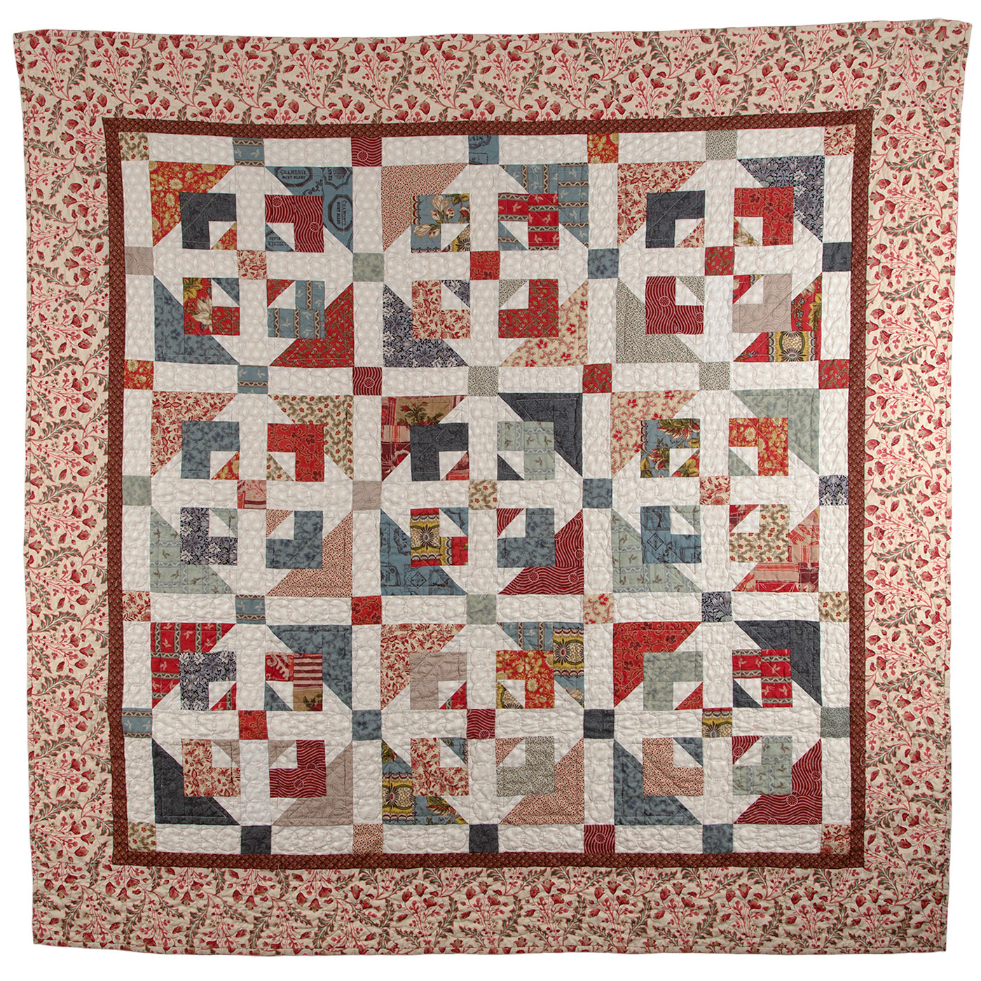 The Off-Kilter Quilt