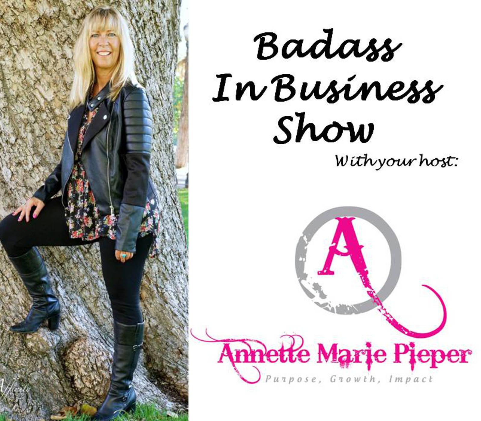 Episode 43: Stuck? Annette Pieper shares her experience and her transformation secrets.