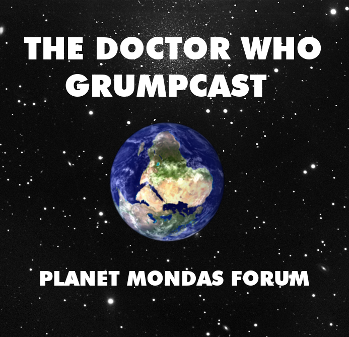 Doctor Who: The Doctor Who Grumpcast