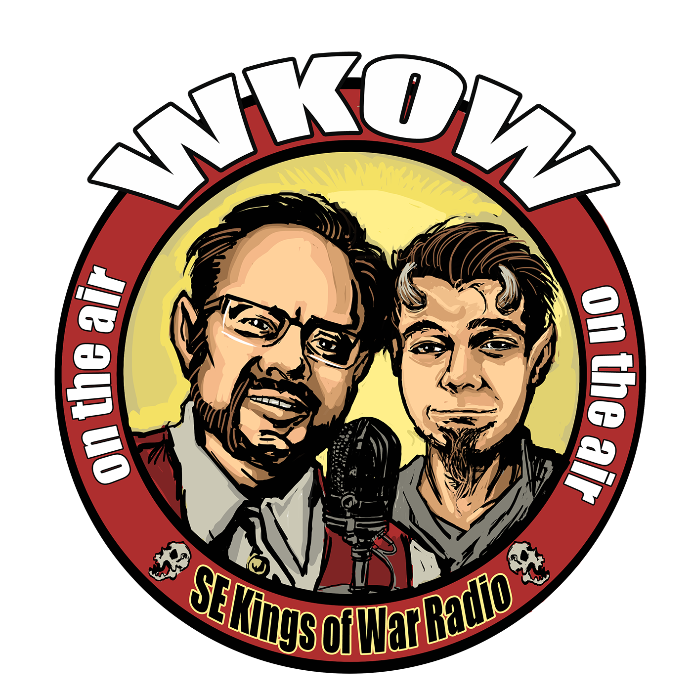 14/16 WKOW SE Kings of War Radio