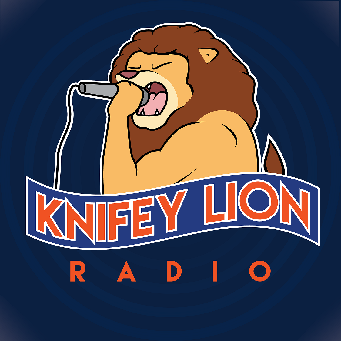 Knifey Lion Radio