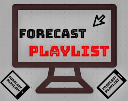 Forecast Playlist