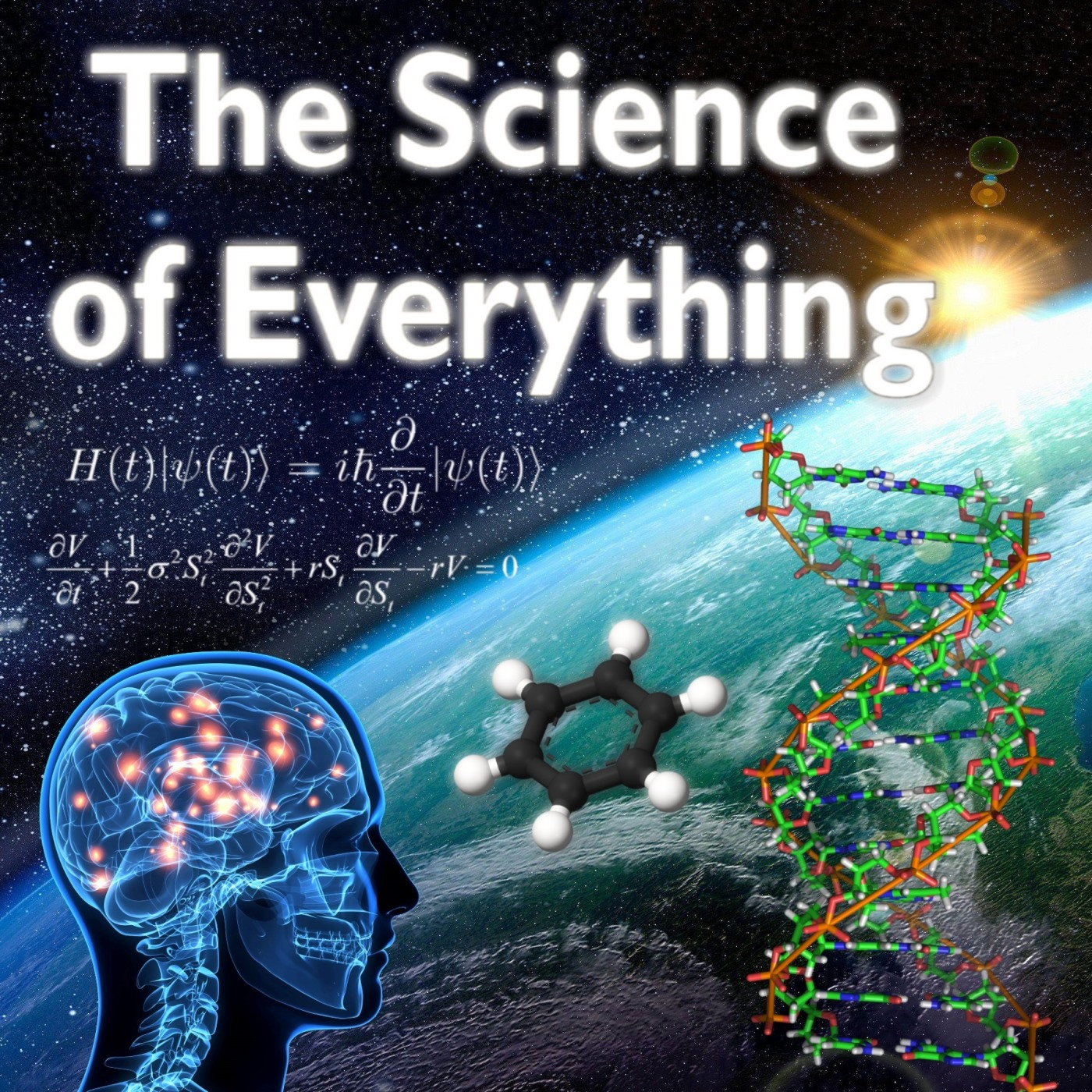 The Science of Everything Podcast