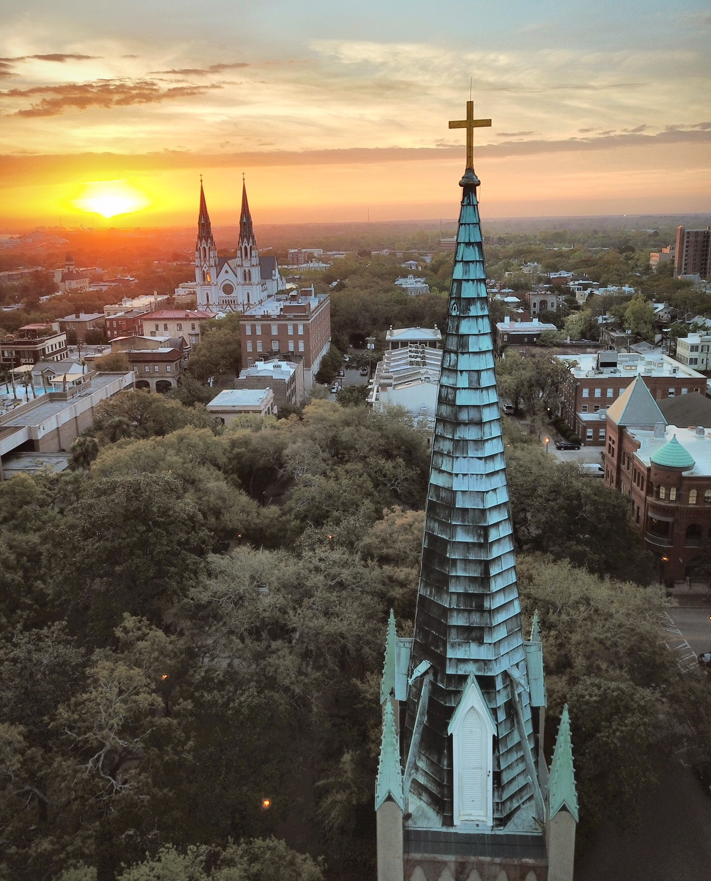St. John's Church - Savannah, GA