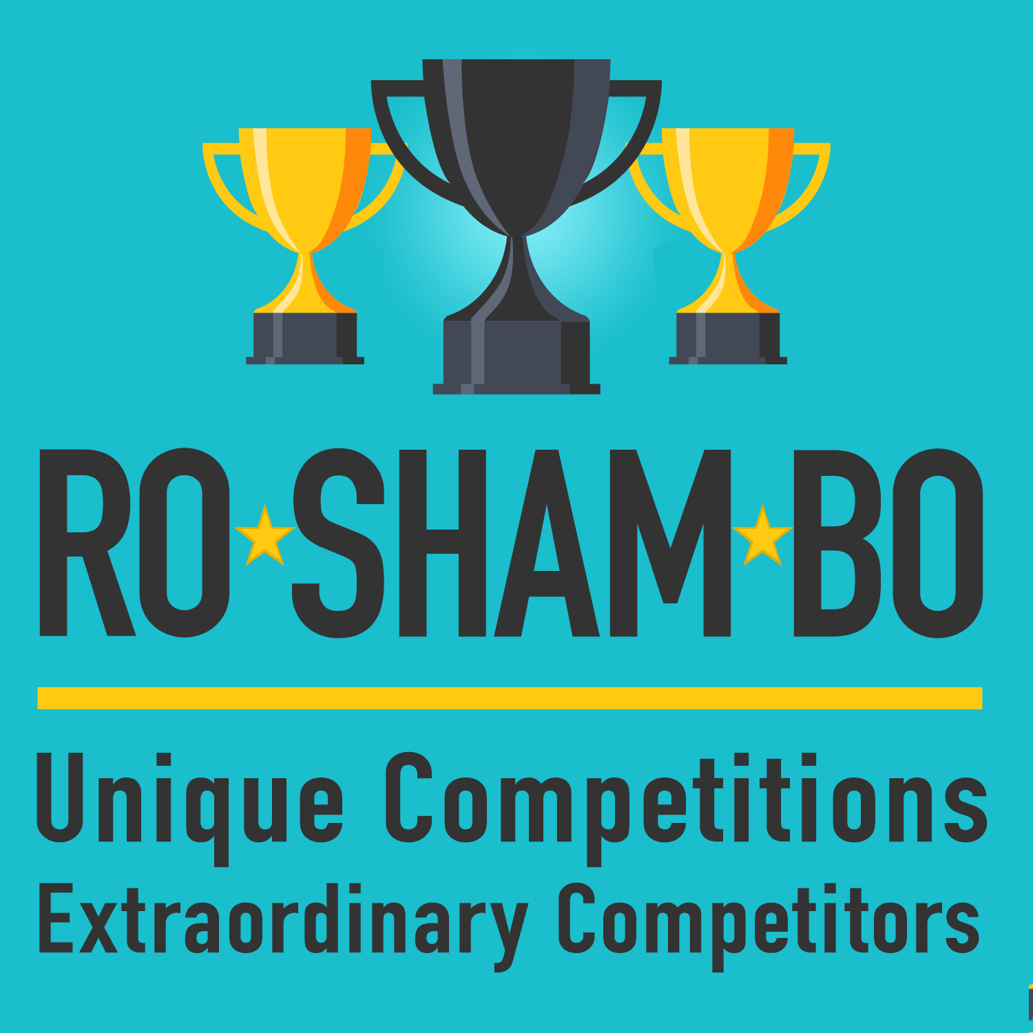 RoShamBo : Unique Competitions, Extraordinary Competitors