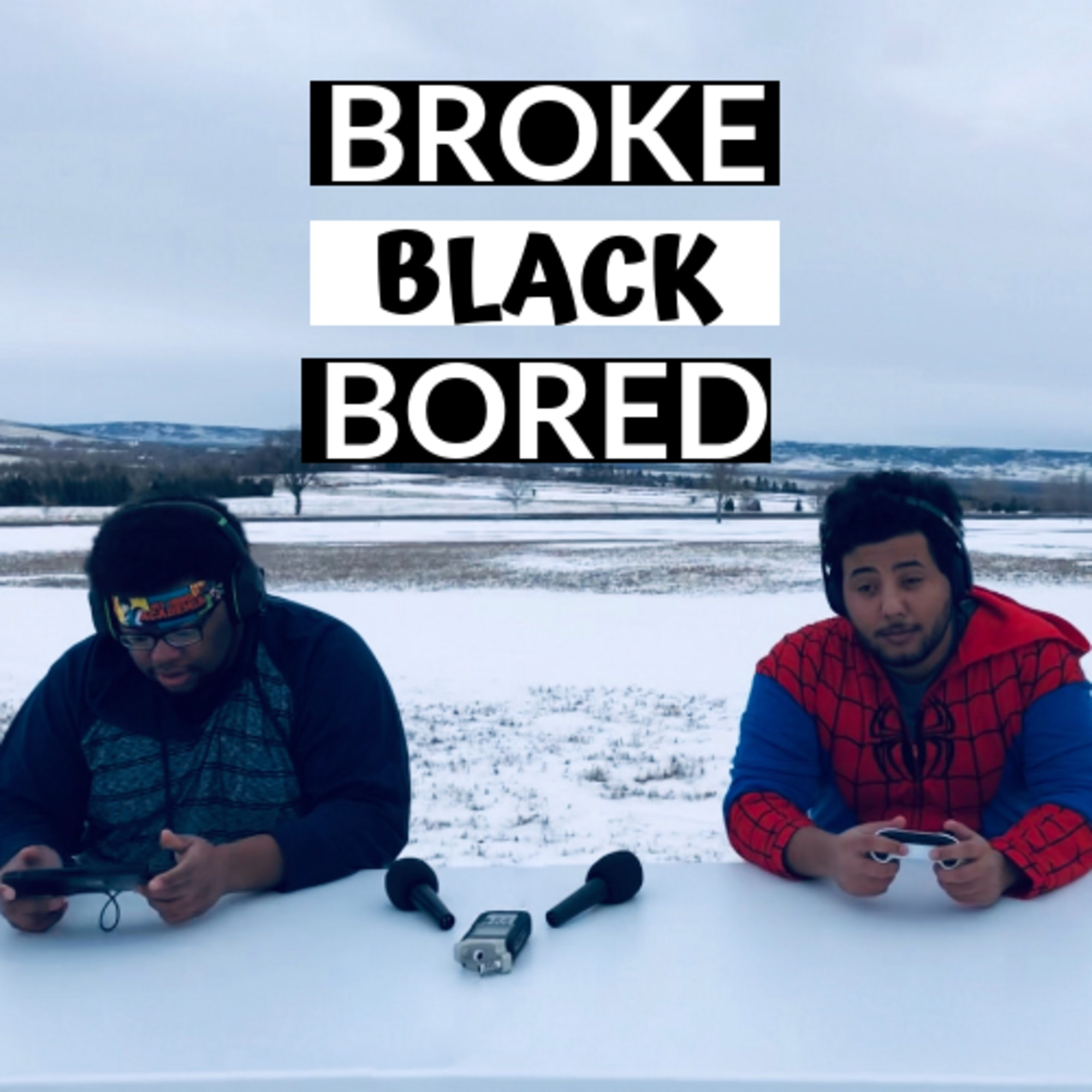 Broke Black & Bored