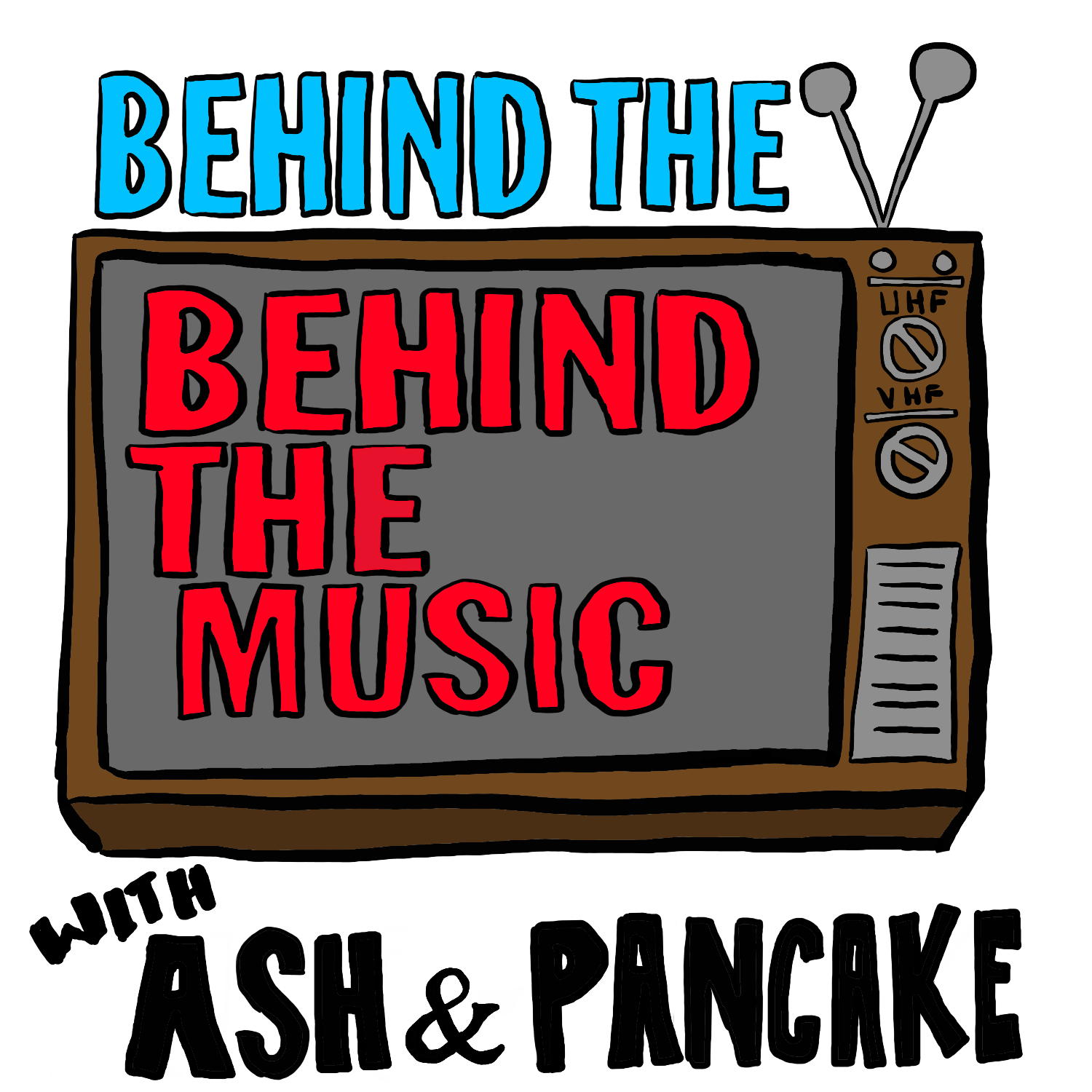 Behind the Behind the Music with Ash and Pancake