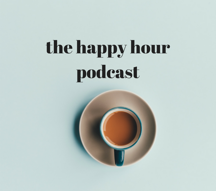 The Happy Hour Podcast Show with Simon Ngo