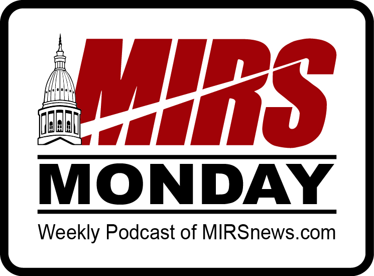 MIRS Monday, Oct. 3, 2016