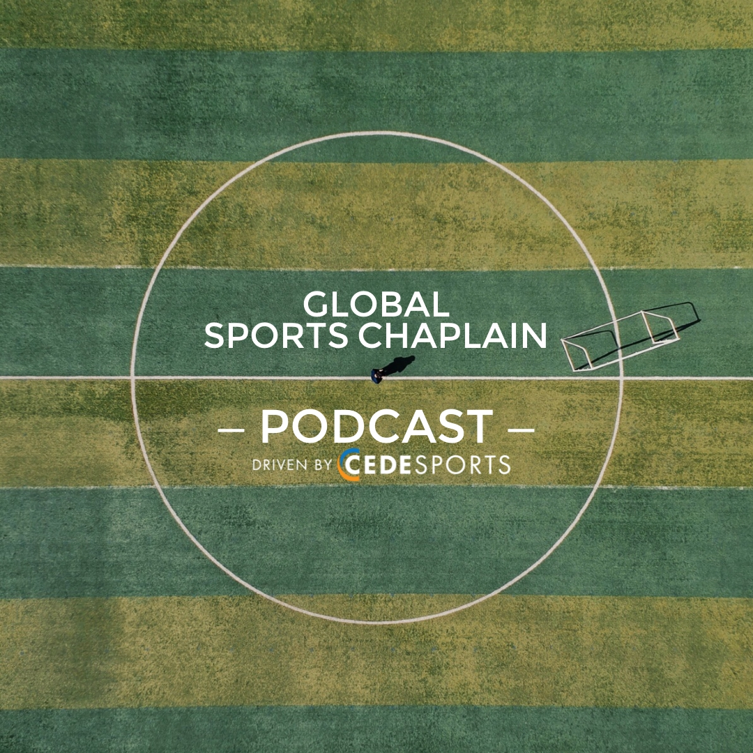 Best Practices for Sports Chaplains (Special Guest Armenio Anjos)