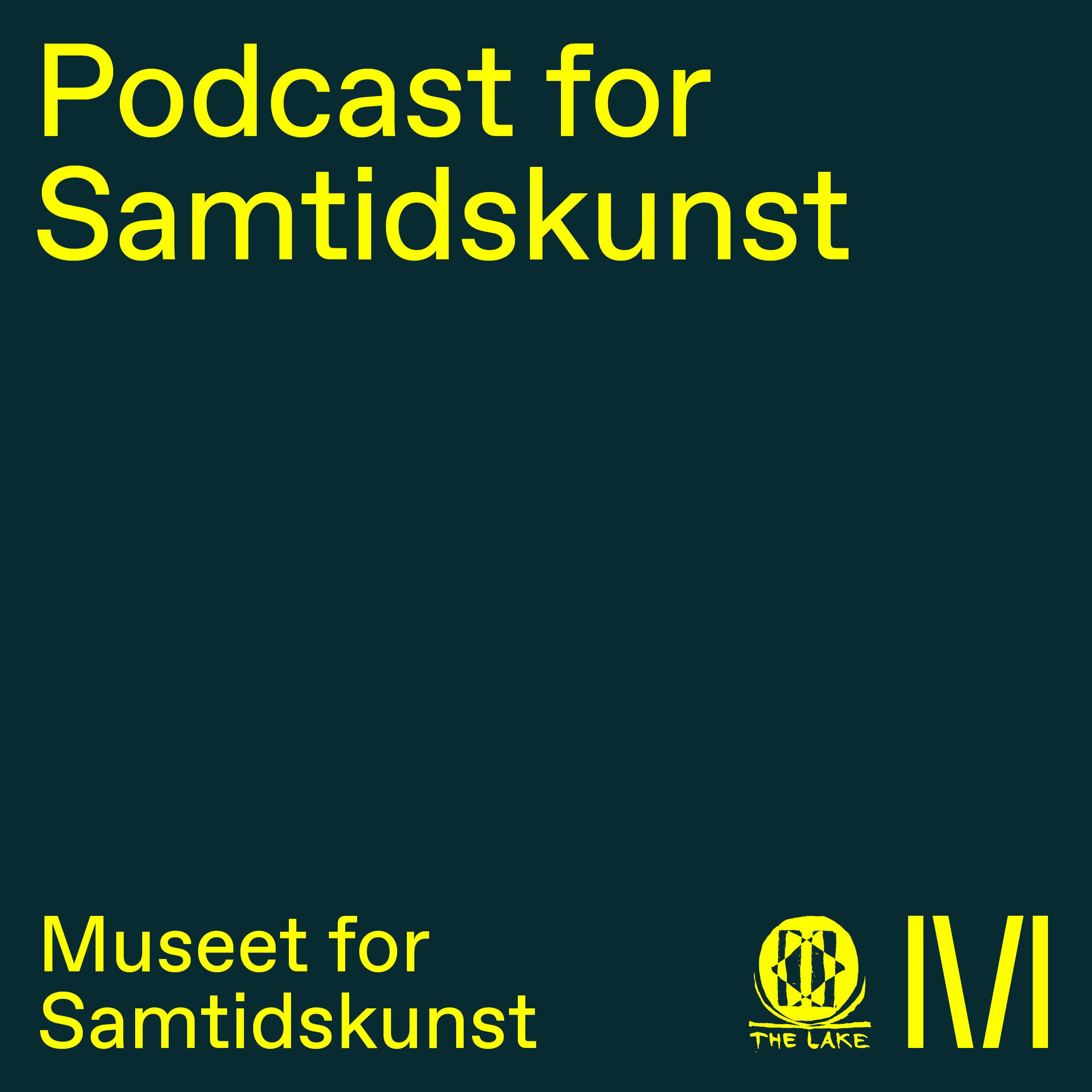 Podcast for Samtidskunst
