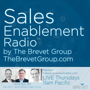 Sales Enablement Radio by The Brevet Group