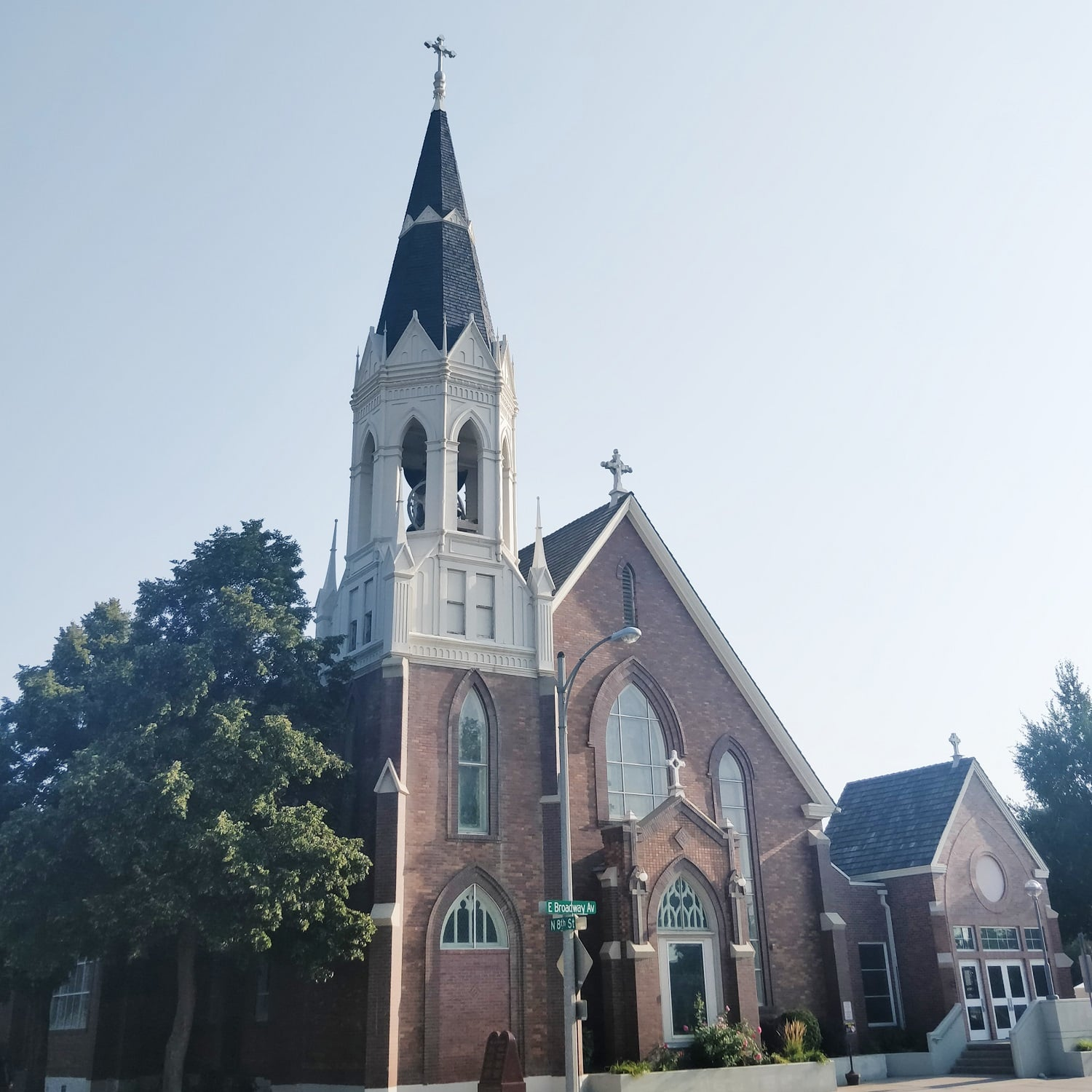 St. Mary's Parish, Bismarck