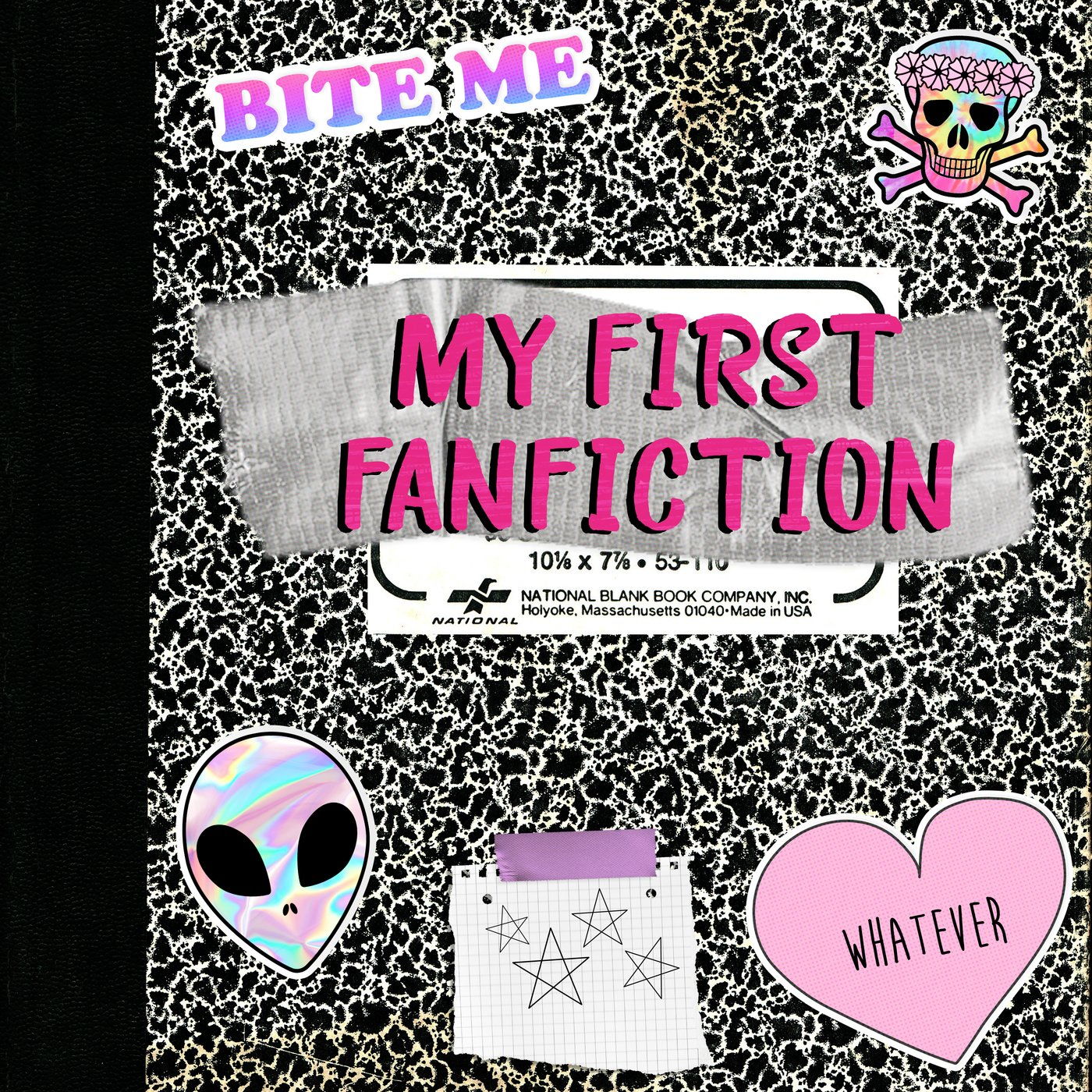 """""""My First Fanfiction"""" Podcast"""
