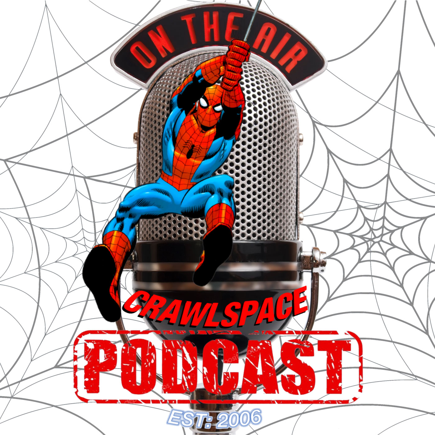 Spider-Man Crawlspace Podcast on Apple Podcasts