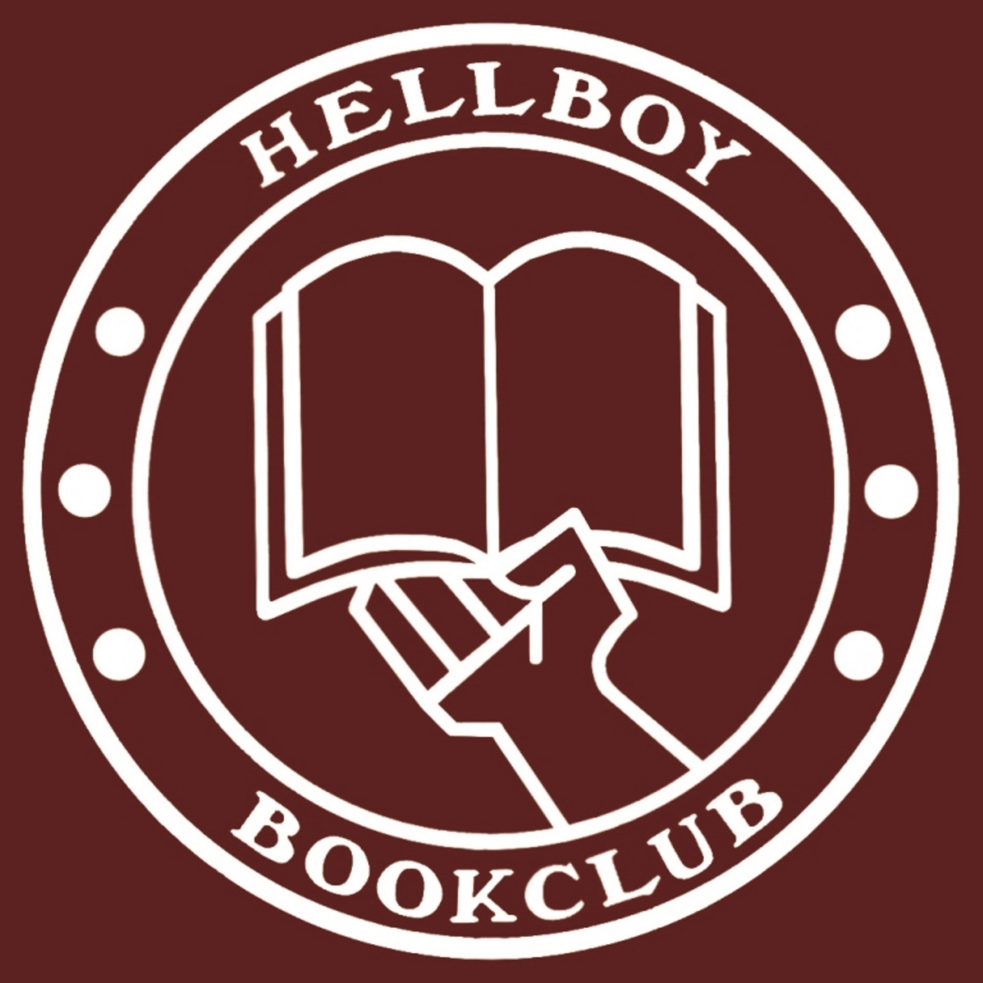 Hellboy Book Club Podcast