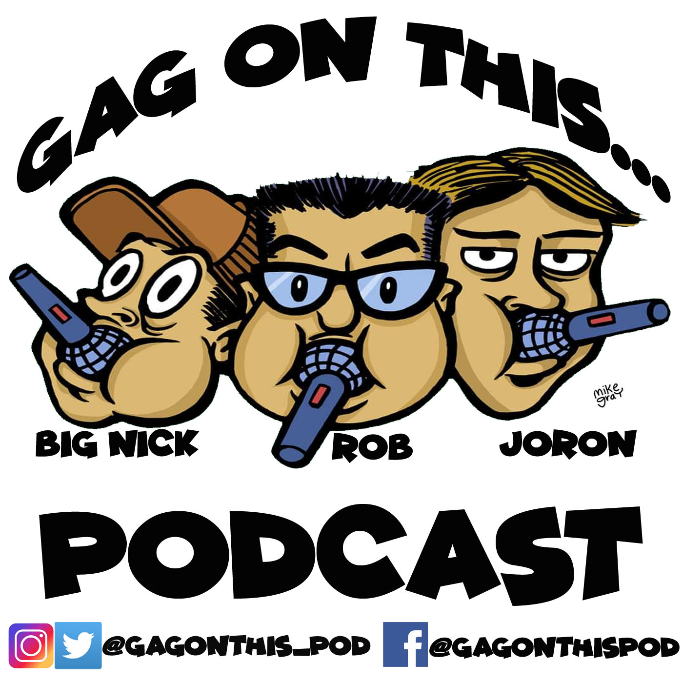 Gag On This…Podcast