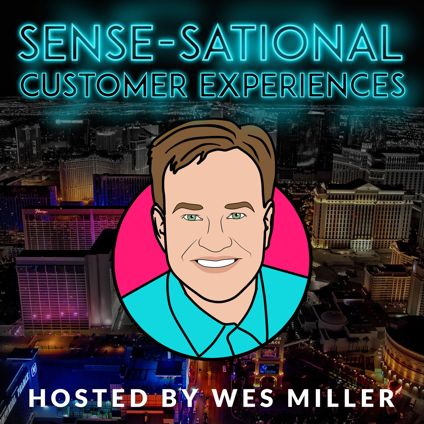The Sense-sational Customer Experiences Podcast