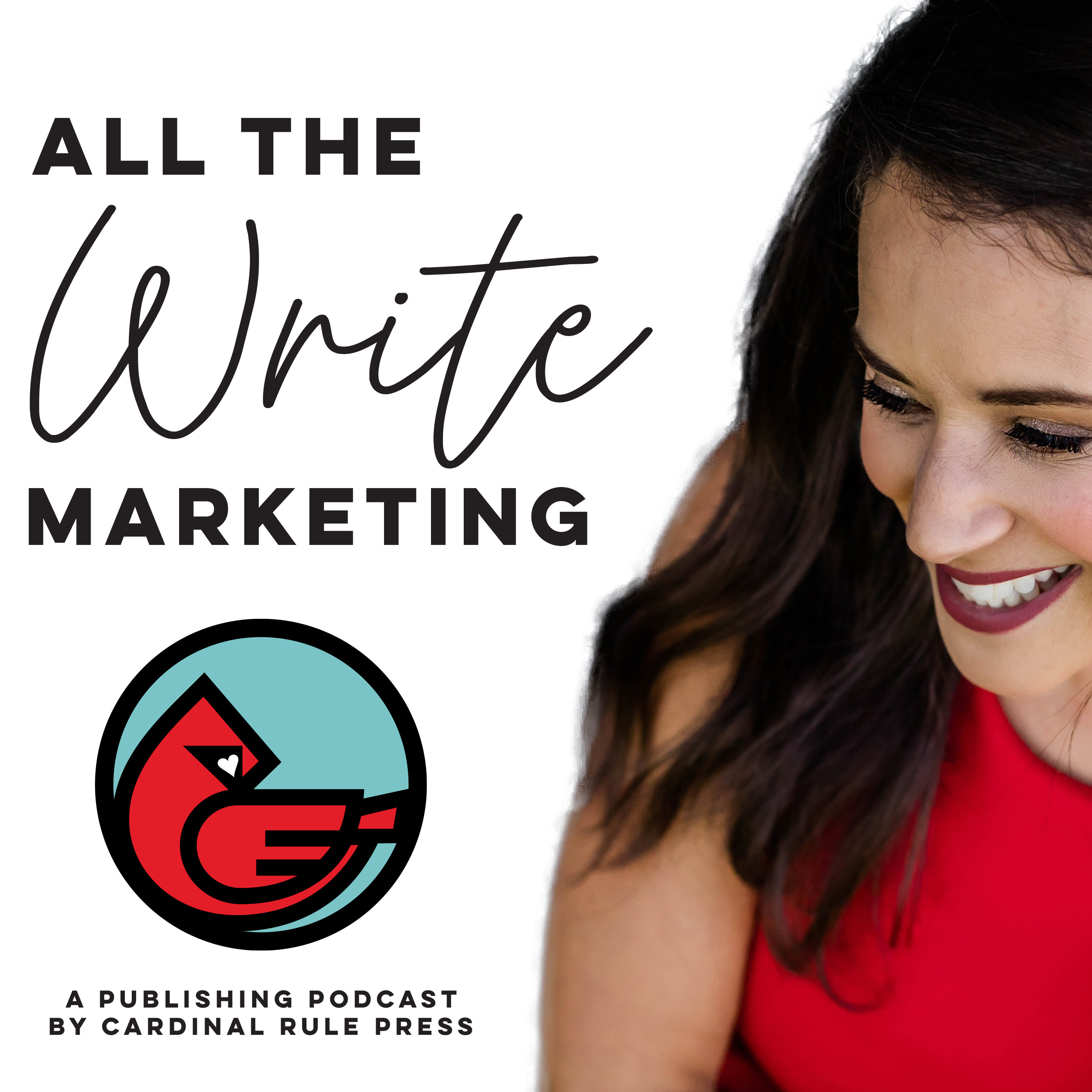 All The Write Marketing with special guest Stephanie Hansen